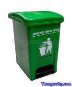 Thùng rác nhựa MGB025
