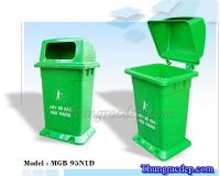 Thùng đựng rác MGB95