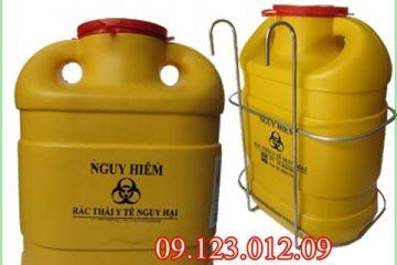 Việt Nam có 350 tấn rác thải y tế mỗi ngày