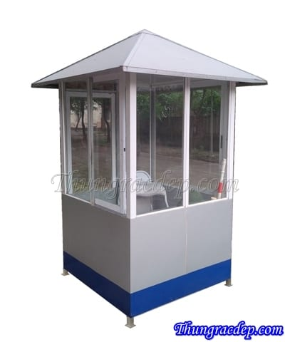 Cabin bốt bảo vệ mái dốc
