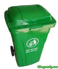 thùng rác công nghiệp 150 lít
